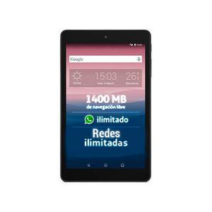Tablet Alcatel One Touch Pop 8 16gb + Internet 1 Mes Gratis