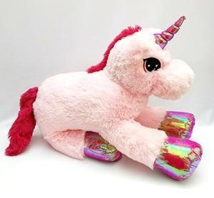 Unicornio De 60 Cm Peluche Fino Con Envio Gratis