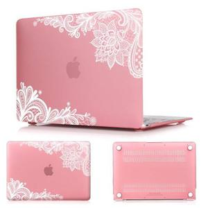 Carcasa Dura Batianda P/ Macbook Air 13 A A -rosa