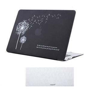 Caso Macbook Air 13 Con El Teclado De La Piel Cubierta De Go
