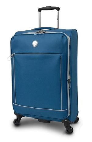 Maleta Mc.carthy Mod. Ligero-2/24 Azul/gris