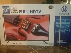 Television Spectra 50 Tv Led Full Hdtv Envio Gratis
