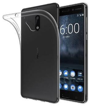 Funda Tpu Jelly Case + Cristal Templado Para Nokia