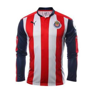 Jersey Playera Guadalajara Chivas  Puma Original