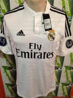 Jersey adidas Real Madrid 100% Original  Champions
