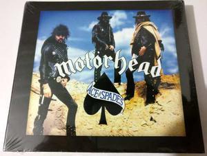 Motörhead - Ace Of Spades | Deluxe Edition | Cd Doble