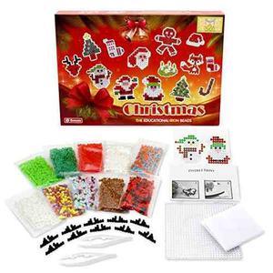 Navidad Planchado Beads Set - Fundida Cuentas Pack -  Co