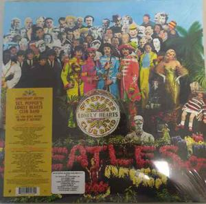 The Beatles Sgt Peppers Lonely Hearts Club Band 2 Lp!!