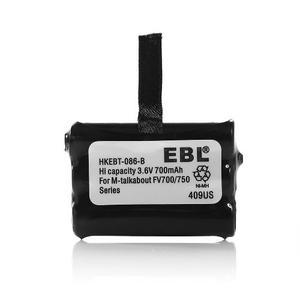 Batería Pila Recargable Radio Uniden Bp- Bt-