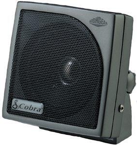 Bocina Cb Cobra Hg S Watts - 4 Pulg Con Noise Filte