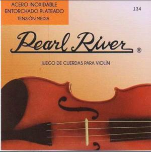 Juego Cuerdas De Violin 4/4