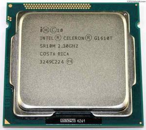 Procesador Cpu Intel Socket  Pentium Celeron Gt
