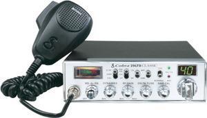 Radio Cb Cobra Classic 29 Ltd - Cbr29ltd Clasico - Microfono