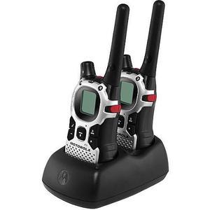Set De Radios Motorola Talkabout Mr350r Importados