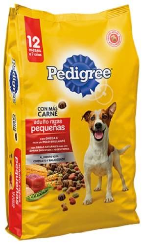 Alimento Para Perro Pedigree Adulto Razas Pequeñas De 20 Kg