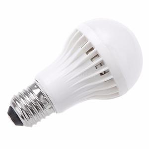 Foco Led 5w 110 Volts Para Casa E27 Luz Blanca