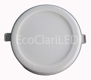 Foco Led 9w Empotrable Ajustable Bote Integral De 5 A 9cm