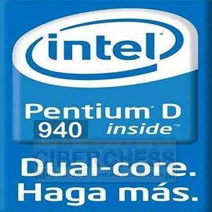 Intel Pentium D-ghz/4mb/ Procesador Sl95w