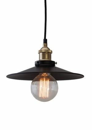 Lámpara Colgante Vintage Industrial