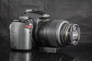 Nikon D Cámara Digital Slr 12.3mp Lentes:  Y