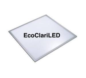 Panel Led 48w 60x60 Cm Para Sobreponer En Falso Plafon