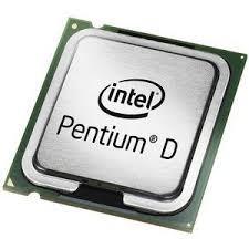 Procesador Intel Pentium D 3.2ghz Sl94q Socket 775