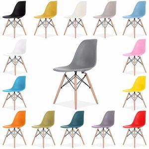 Silla Eames Varios Colores - Moderna- By Arei Design