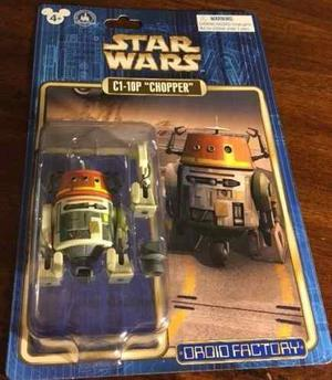 Disney Parks C1-10p Chopper Star Wars Rebels