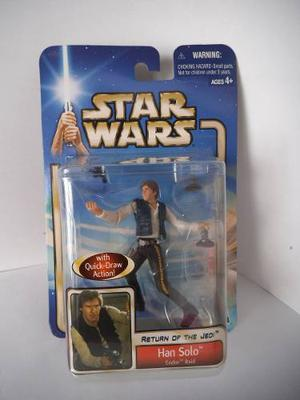 Han Solo Endor Raid Star Wars Return Of The Jedi