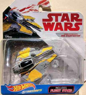 Hot Wheels Star Wars Anakin Skywalker's Jedi Starfighter