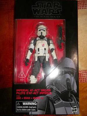 Imperial At-act Driver Rogue One Black Series Star Wars