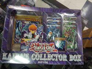 Kaiba's Collector Box Yugioh A Un Super Precio