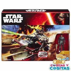 Nave Espacial Star Wars Landspeeder Desert Hasbro