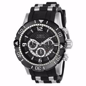 Reloj Invicta Pro Diver Negro  Para Hombre Original