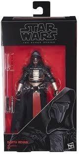 Star Wars Black Series 6 Darth Revan