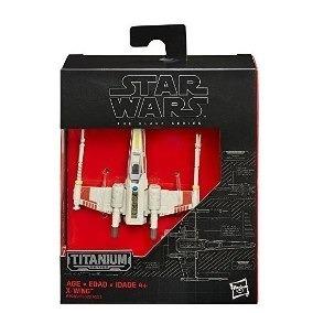 Star Wars Black Series X-wing Titanium # 07