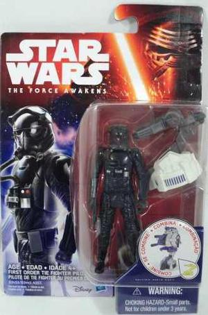 Star Wars First Order Tie Fighter Pilot Hasbro