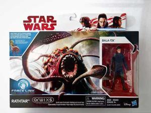 Star Wars Force Link Rathtar & Bala-tik