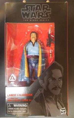 Star Wars - Lando Calrissian 6 Pulgadas - Episodio 6 Nuevo