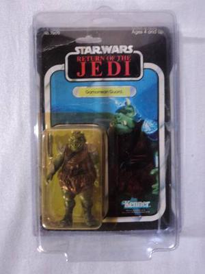 Star Wars Vintage Gamorrean Guard  Kenner Con Star Case