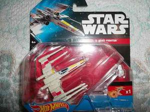 Star Wars X Wing Hot Wheels De Metal