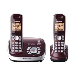 Telefonos Inalambricos Panasonic Kx-tg Dect 6.0 Con Id