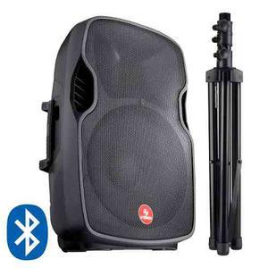 Bafle Profesional Bluetooth De  W Pm | Baf-bt