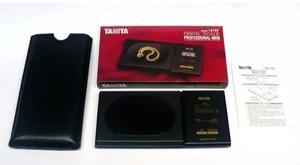 Bascula Digital Alta Precisión Tanita v () Nueva