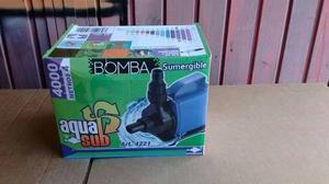 Bomba Agua  Lt  Agua Sumergible Fuente Aquasub