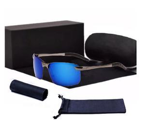 Lentes Gafas De Sol Polarizados Conducir Deportivos Men