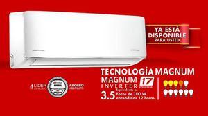 Mini Split Inverter York Monterrey Posot Class