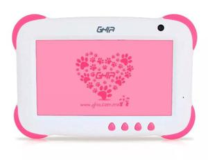 Tablet Para Niñas Ghia Any Kids Notghia-148 Android 5.1