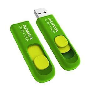 Memoria Usb 16gb Adata C008 Flash Drive Verde