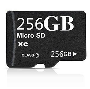 Tarjeta Micro Sd De 256 Gb Con Adaptador Sd (embalaje